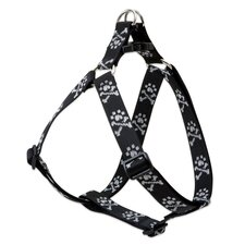 Bling Bonz Adjustable Step-In Harness
