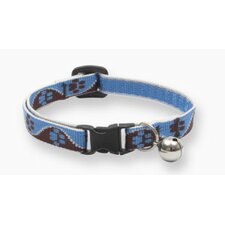 "Muddy Paws 1/2"" Adjustable Cat Safety Collar"