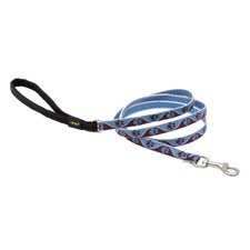 "Muddy Paws 1/2"" Small Dog Leash"