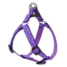 "Jelly Roll 3/4"" Adjustable Medium Dog Step-In Harness"