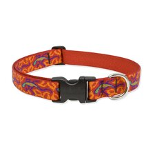 <strong>Lupine Pet</strong> Go Go Gecko Adjustable Collar