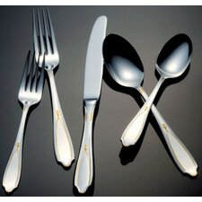 Victoria Gold Accent Flatware Collection