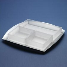 Signature Snack Square Serving Tray