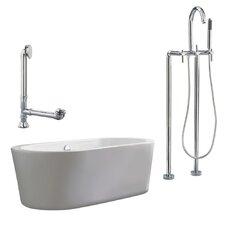 Ventura Apron Bathtub