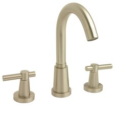 Dolo Widespread Bathroom Faucet with Double Lever Handles