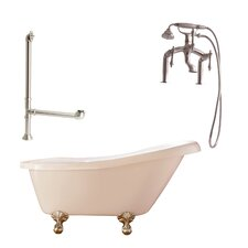 "Hawthorne 60"" x 30"" Slipper Tub"