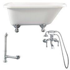 <strong>Giagni</strong> Augusta Roll Top Bathtub