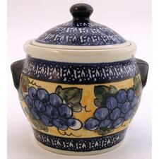 <strong>Euroquest Imports Polish Pottery</strong> Jar