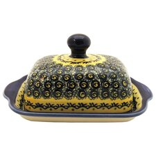 Conventional Covered Butter Dish