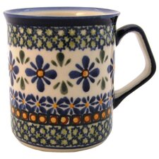 <strong>Euroquest Imports Polish Pottery</strong> 8 oz. Coffee Mug