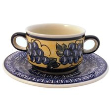 Pattern DU8 8.75 oz. Consommé Bowl