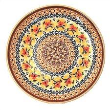 "Pattern DU70 7"" Appetizer / Dessert Plate"