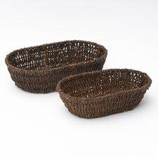Acabca Basket (Set of 2)