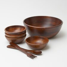 <strong>Woodard & Charles</strong> 7 Piece Salad Serving Set