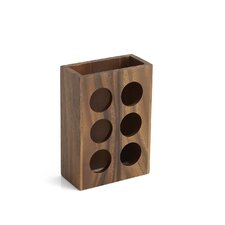 <strong>Woodard & Charles</strong> Bottle Spice Rack