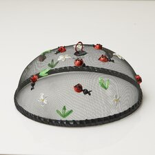 Lady Bugs Food Dome (Set of 4)