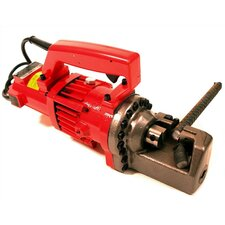 "Electric/Hydraulic Rebar Cutter for 3/4"" Grade 60 Rebar"
