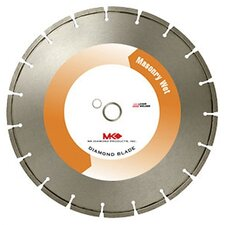 Wet Cutting Segmented Rim Blades MK-10P