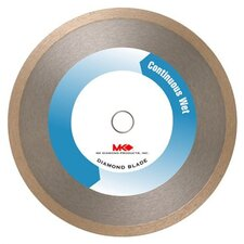 Wet Cutting Continuous Rim Diamond Blade MK-215