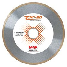Wet Cutting Continuous Rim Blades TX-20