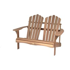 Mahogany Two Seater in Raw