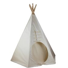 Powwow Lodge Round Door Teepee (6 Panel)