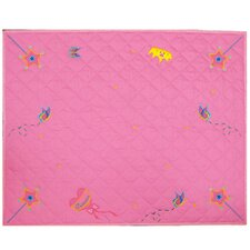 <strong>Dexton Kids</strong> Fengi Princess Floor Quilt
