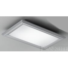 1 Light Flush Light