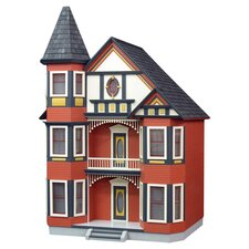 <strong>Real Good Toys</strong> Painted Lady Dollhouse
