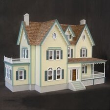Historical North Park Mansion Dollhouse
