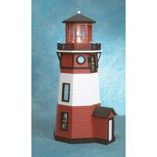 <strong>Real Good Toys</strong> Half-Inch Scale Kits New England Lighthouse Dollhouse Kit