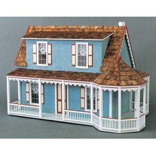Family Favorites Mountain View Cottage Dollhouse