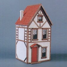 Family Favorites Country Tudor Dollhouse