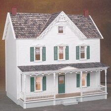 New Concept Dollhouse Kits Vermont Farmhouse Dollhouse