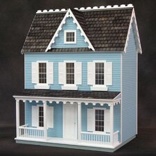 Finished & Ready to Play Dollhouse Farmhouse