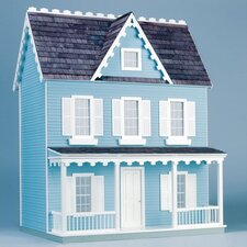 <strong>Real Good Toys</strong> Finished & Ready to Play Doll House Junior Vermont Farmhouse