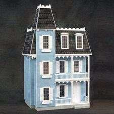 Finished & Ready to Play Alison Dollhouse
