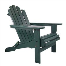 <strong>Manchester Wood</strong> Solid Maple Adirondack Chair