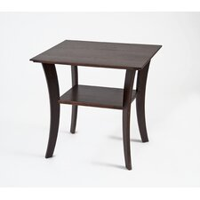 <strong>Manchester Wood</strong> Contemporary End Table