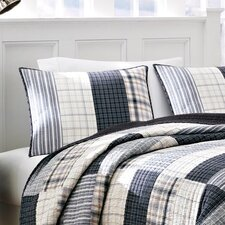 Longview Standard Cotton Quilted Sham