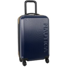 "<strong>Nautica</strong> Striker 21"" Hardsided Suitcase"