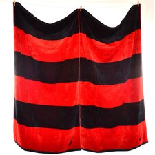 Rugby Stripe Beach Towel (Set of 2)