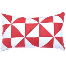 Lawndale Pinwheel Breakfast Pillow