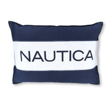 Crew Logo Breakfast Pillow