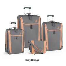 Spinnaker 4 Piece Luggage Set