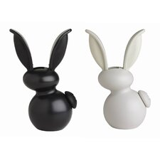 G'Rabbit Jr Magnetic Set (Hanging Card) in Black / White
