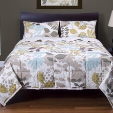 English Garden 3 Piece Quilt Collection
