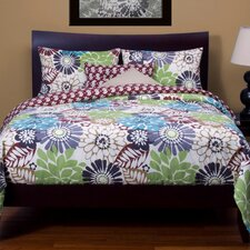 Blooming Bulb Harvest Duvet Set Collection