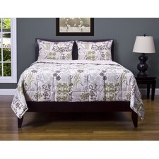 Ornamental 3 Piece Quilt Set Collection