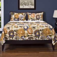 Enchanted Maze 3 Piece Quilt Set Collection